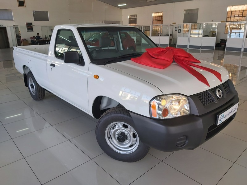 2021 Nissan NP300 Hardbody 2.5 TDi LWB Single Cab Bakkie North West Province Lichtenburg_0
