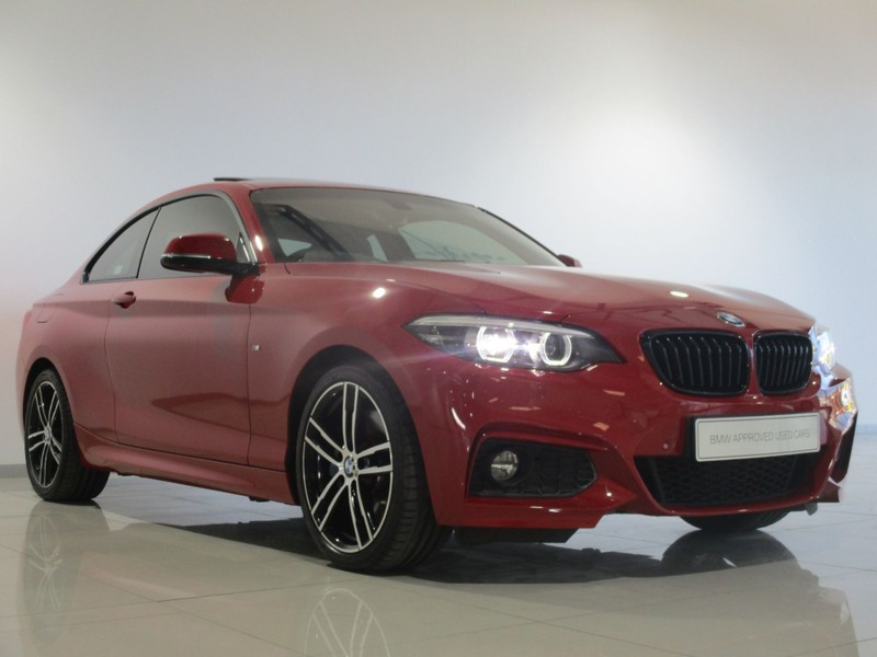 2019 BMW 2 Series 220i M Sport Auto Kwazulu Natal Pietermaritzburg_0