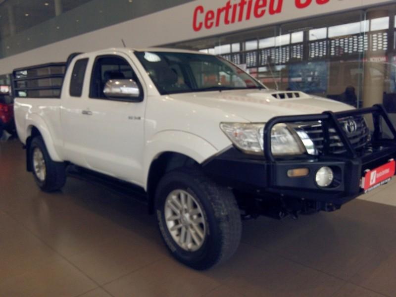2014 Toyota Hilux 3.0d-4d Raider Xtra Cab 4x4 Pu Sc  Limpopo Mokopane_0