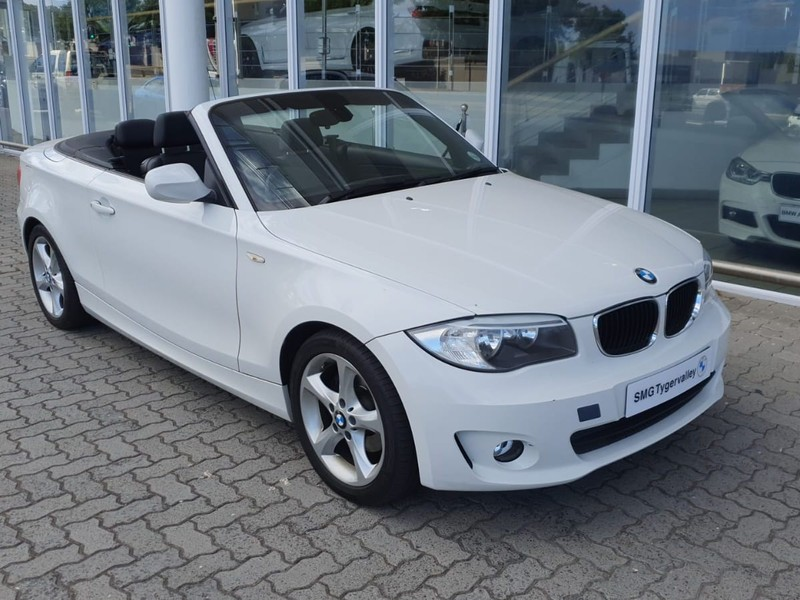 2011 BMW 1 Series 120i Convertible At  Western Cape Tygervalley_0