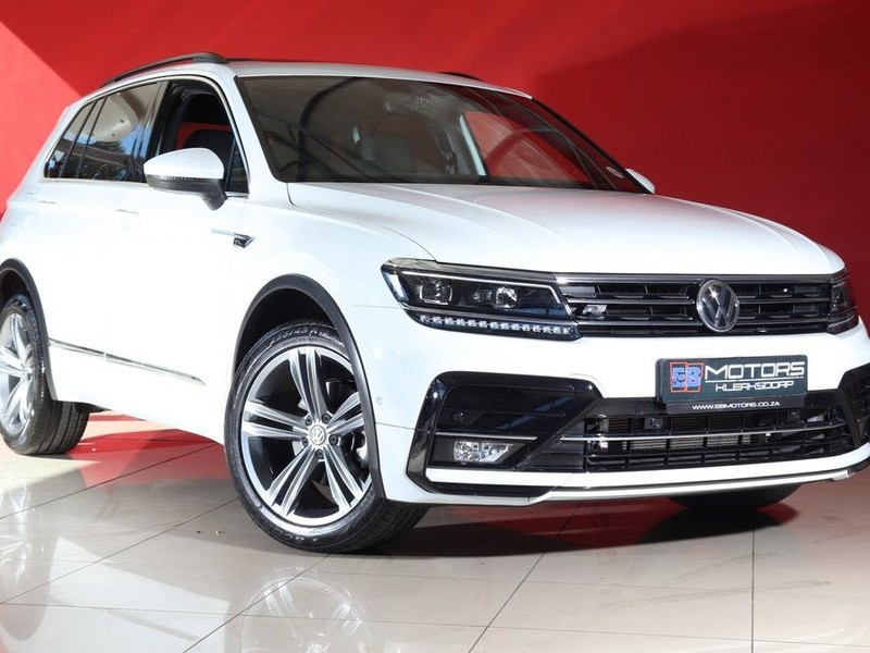 2020 Volkswagen Tiguan 2.0 TDI Highline 4Mot DSG North West Province Klerksdorp_0
