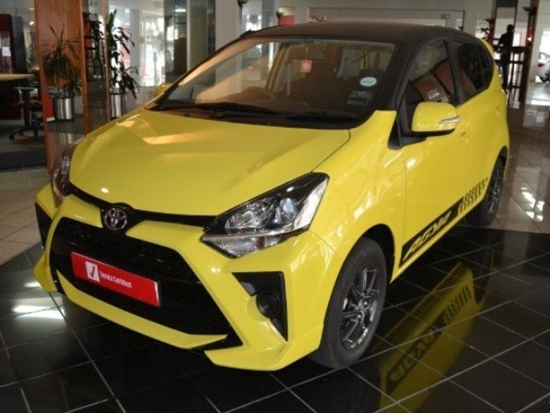 2020 Toyota Agya 1.0 Auto Western Cape Tygervalley_0