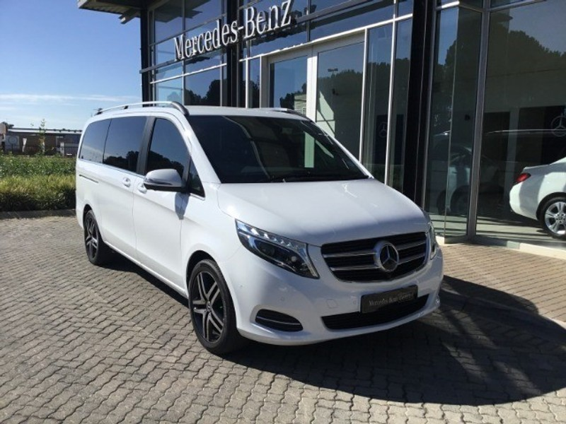 2019 Mercedes-Benz V-Class V250d  Avantgarde Auto Free State Welkom_0
