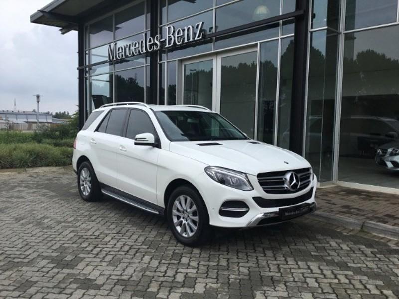 2017 Mercedes-Benz GLE-Class 250d 4MATIC Free State Welkom_0