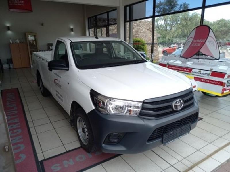 2021 Toyota Hilux 2.0 VVTi AC Single Cab Bakkie Limpopo Hoedspruit_0