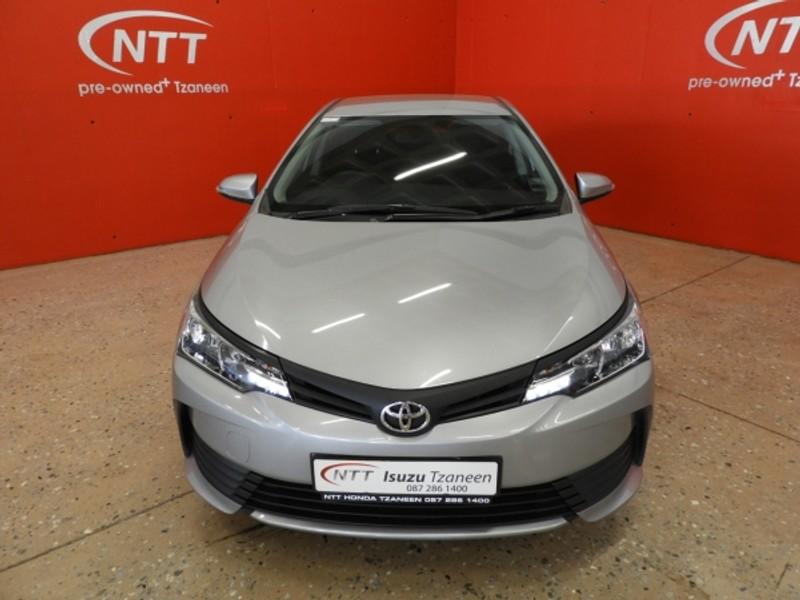 2020 Toyota Corolla Quest 1.8 Limpopo Tzaneen_0