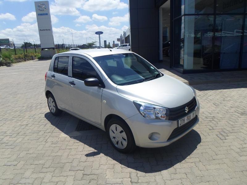 2017 Suzuki Celerio 1.0 GA North West Province Rustenburg_0