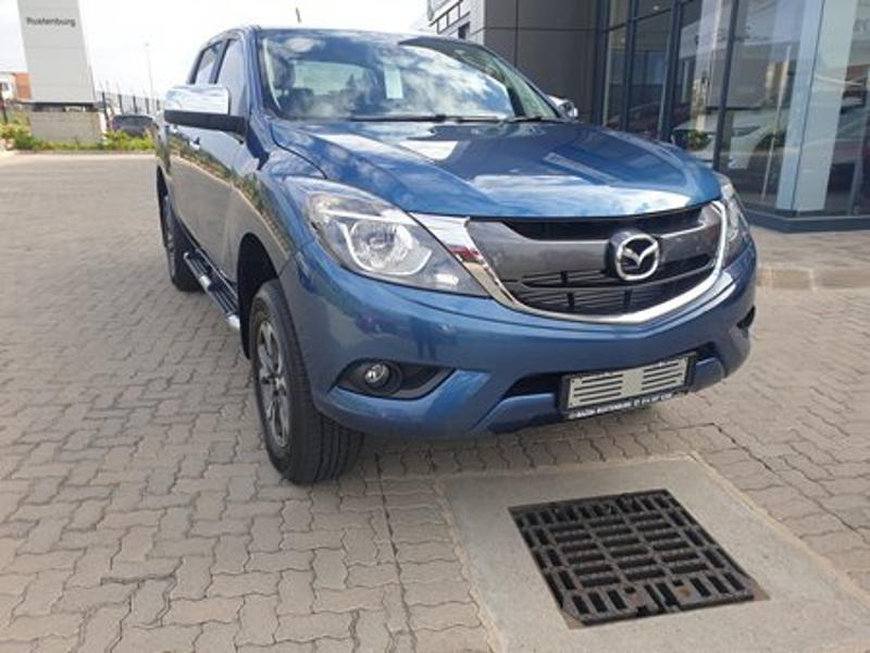 2021 Mazda BT-50 2.2 TDi SLE Double Cab Bakkie North West Province Rustenburg_0
