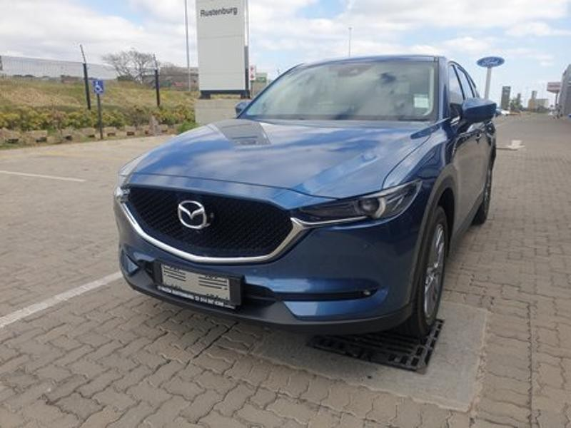 2020 Mazda CX-5 2.2DE Akera Auto AWD North West Province Rustenburg_0