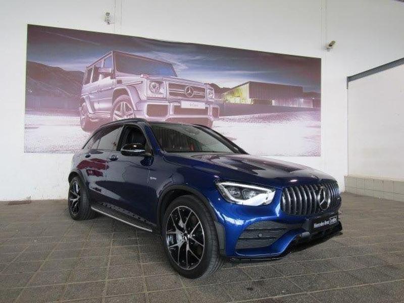 2021 Mercedes-Benz GLC 43 4MATIC Gauteng Midrand_0