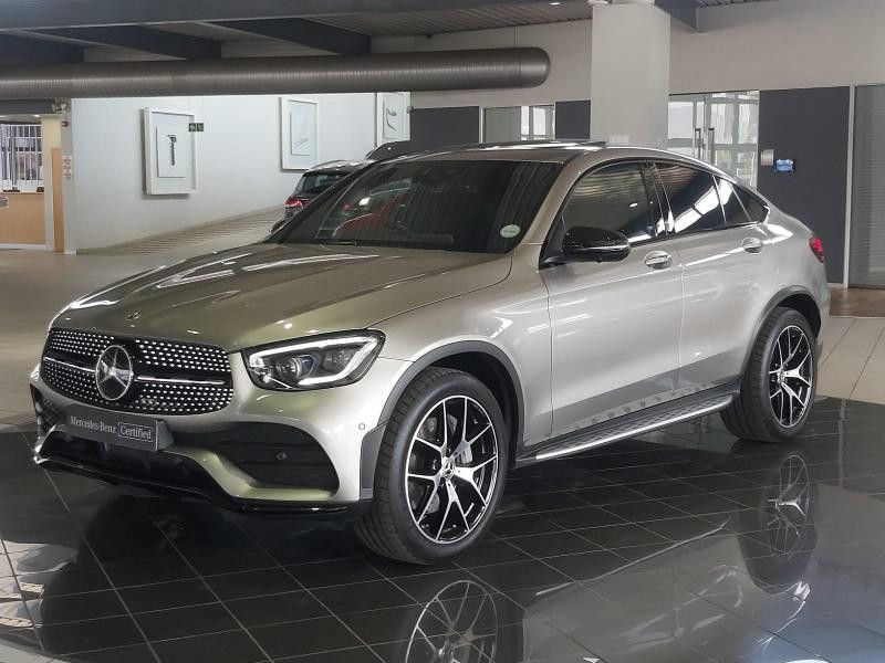 2019 Mercedes-Benz GLC Coupe 300 AMG Western Cape Cape Town_0
