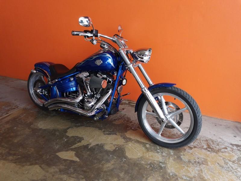 2010 Harley Davidson Softail Rocker C Mpumalanga Secunda_0