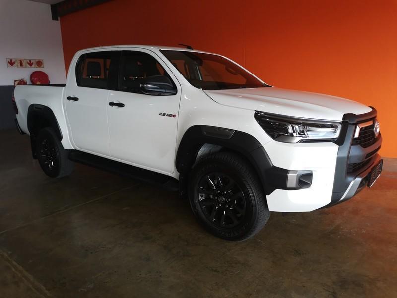 2021 Toyota Hilux 2.8 GD-6 RB Legend Auto Double Cab Bakkie Mpumalanga Secunda_0