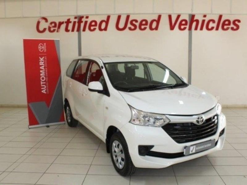 2017 Toyota Avanza 1.5 SX Western Cape Stellenbosch_0