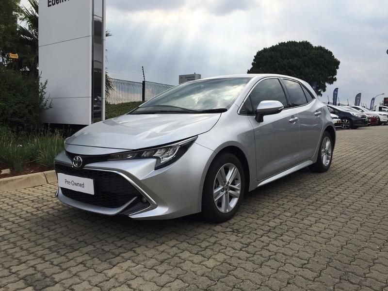 2019 Toyota Corolla 1.2T XR CVT 5-Door Gauteng Johannesburg_0