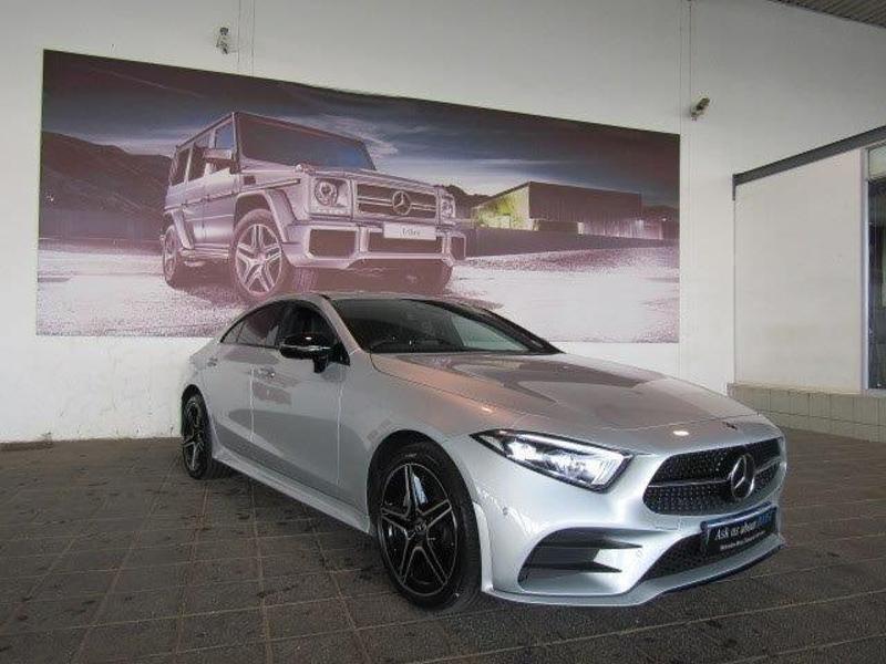 2020 Mercedes-Benz CLS 400d 4MATIC Gauteng Midrand_0