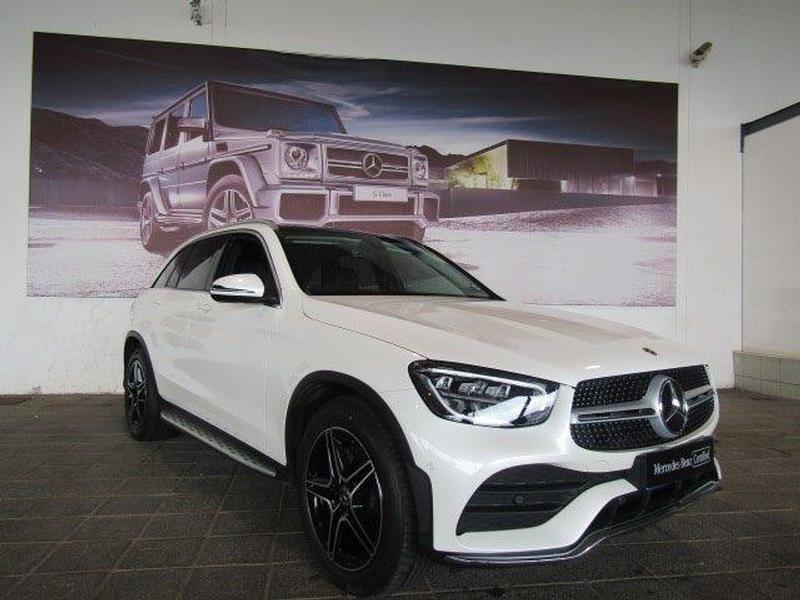 2021 Mercedes-Benz GLC 220d 4MATIC Gauteng Midrand_0