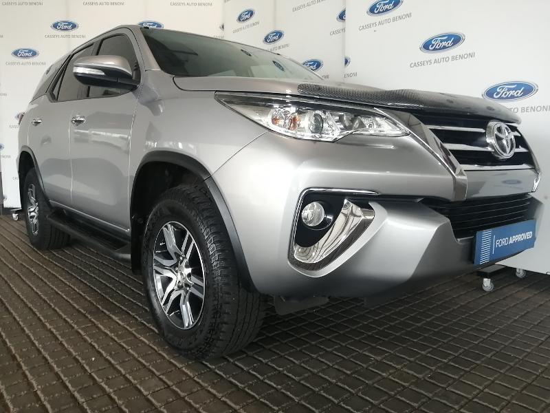 2017 Toyota Fortuner 2.4GD-6 RB Auto Gauteng Johannesburg_0