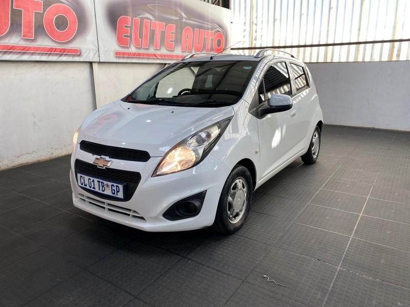 2013 Chevrolet Spark Pronto 1.2 FC Panel van Gauteng Vereeniging_0