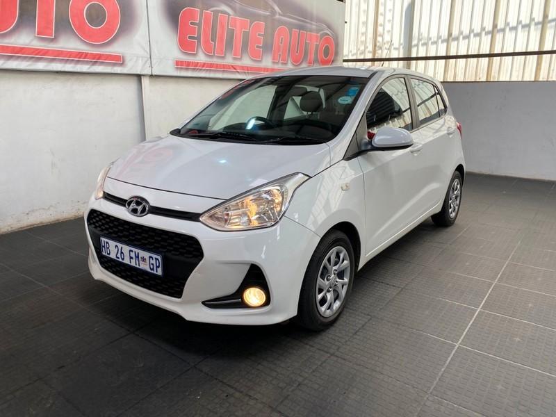 2017 Hyundai Grand i10 1.25 Motion Gauteng Vereeniging_0