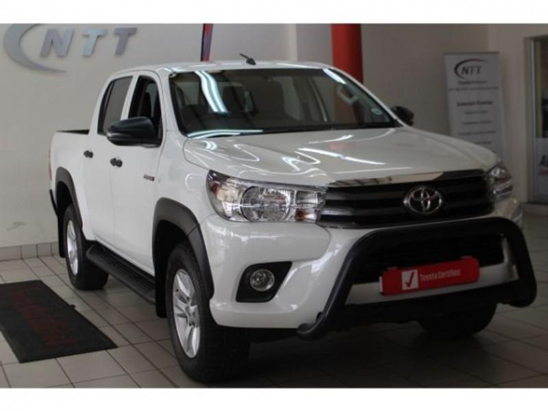 2018 Toyota Hilux 2.4 GD-6 SRX 4X4 Double Cab Bakkie Auto Mpumalanga Barberton_0