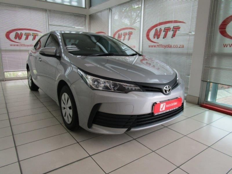 2020 Toyota Corolla Quest 1.8 Mpumalanga Hazyview_0