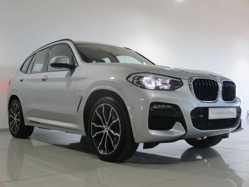 2020 BMW X3 sDRIVE 18d M Sport G01 Kwazulu Natal Pietermaritzburg_0