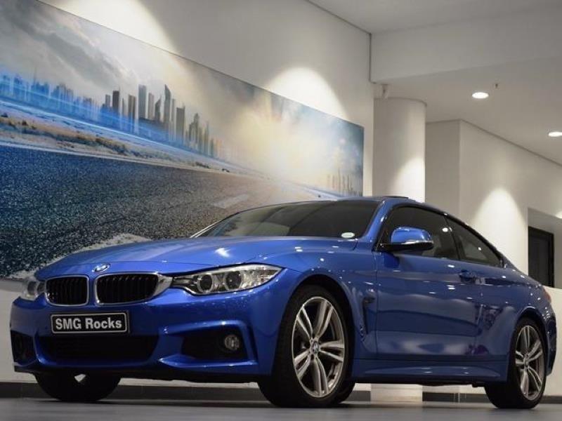 2014 BMW 4 Series 420D Coupe M Sport Auto Kwazulu Natal Umhlanga Rocks_0