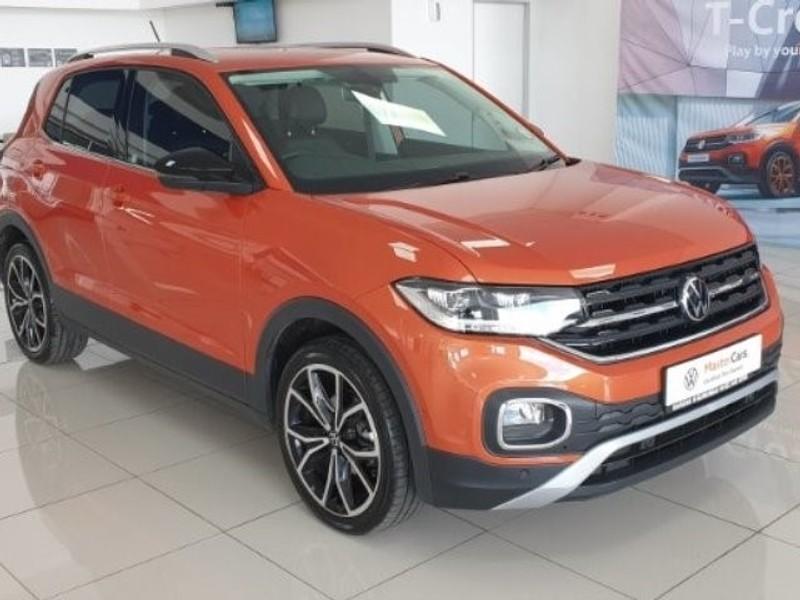 2020 Volkswagen T-Cross 1.0 TSI Highline DSG Northern Cape Kuruman_0