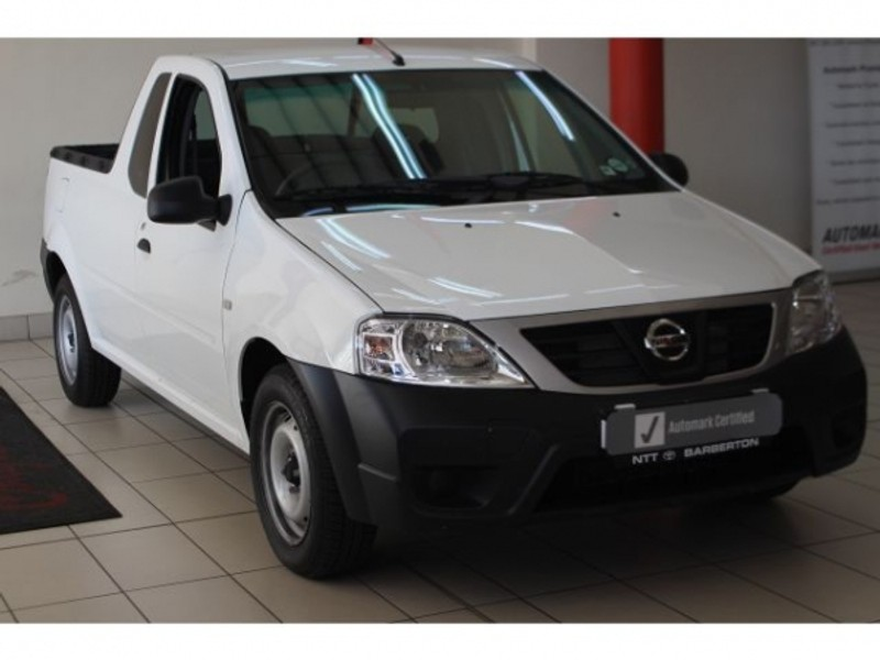 2021 Nissan NP200 1.6  Pu Sc  Mpumalanga Barberton_0