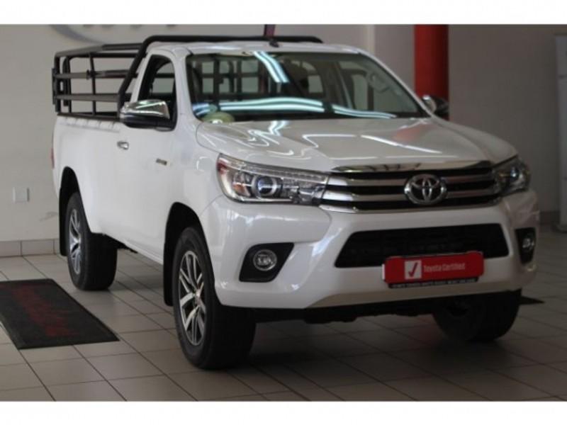 2019 Toyota Hilux 2.8 GD-6 RB Raider Single Cab Bakkie Auto Mpumalanga Barberton_0