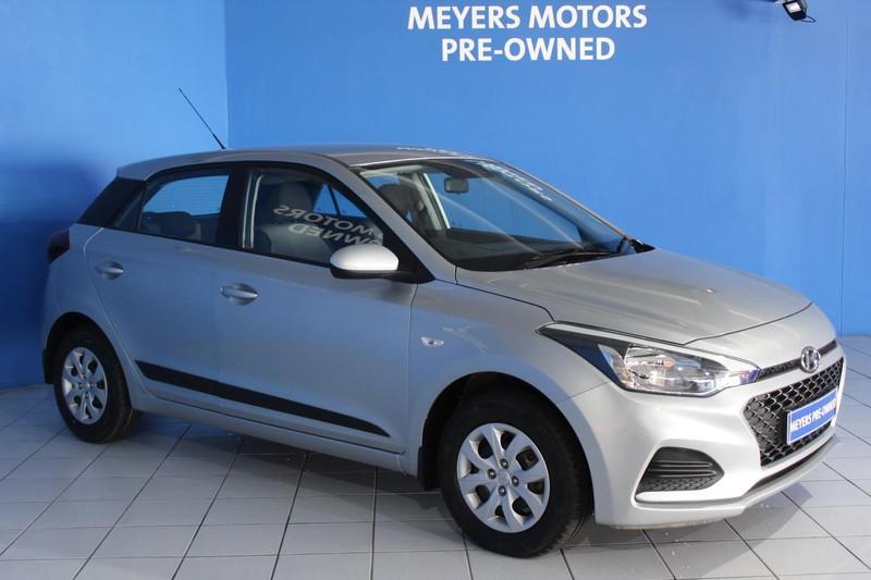 2019 Hyundai i20 1.2 Motion Eastern Cape East London_0