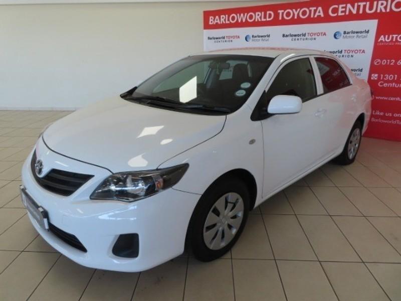 2017 Toyota Corolla Quest 1.6 Gauteng Centurion_0