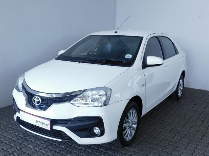 2020 Toyota Etios 1.5 Xs  Gauteng Soweto_0