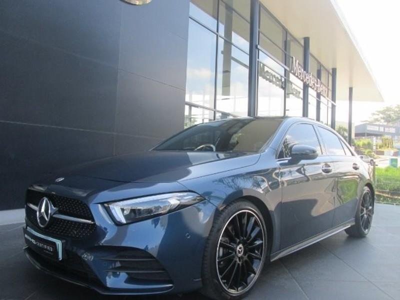 2020 Mercedes-Benz A-Class A200 4-Door Kwazulu Natal Pinetown_0