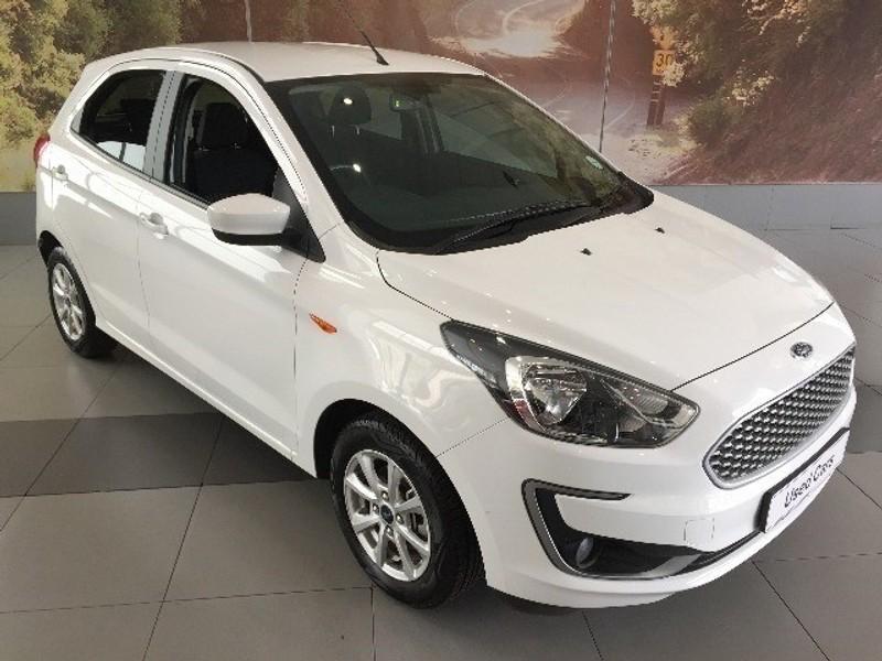 2020 Ford Figo 1.5Ti VCT Trend 5-Door Gauteng Pretoria_0