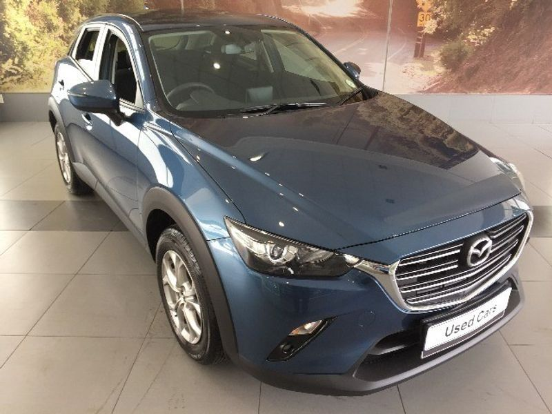2021 Mazda CX-3 2.0 Dynamic Auto Gauteng Pretoria_0