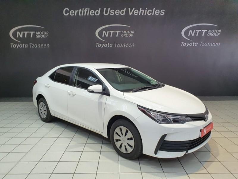 2021 Toyota Corolla Quest 1.8 Limpopo Tzaneen_0
