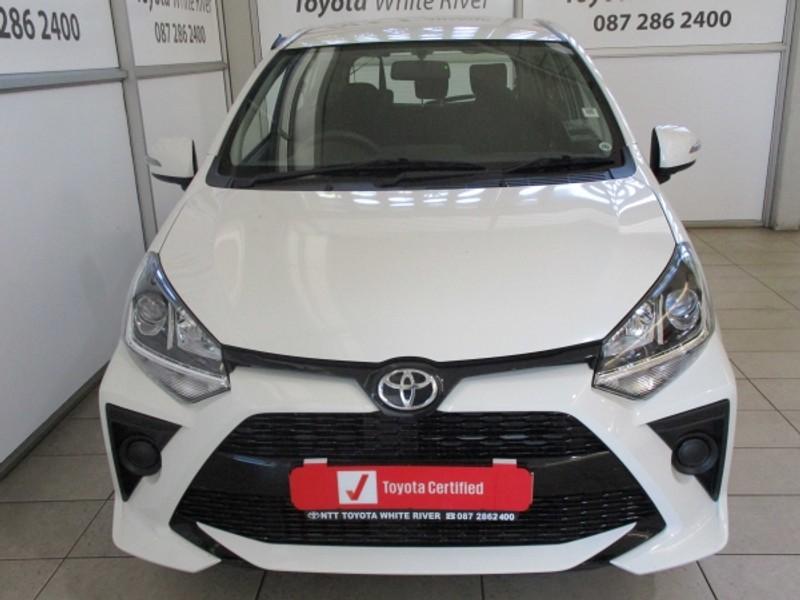 2021 Toyota Agya 1.0 Mpumalanga White River_0