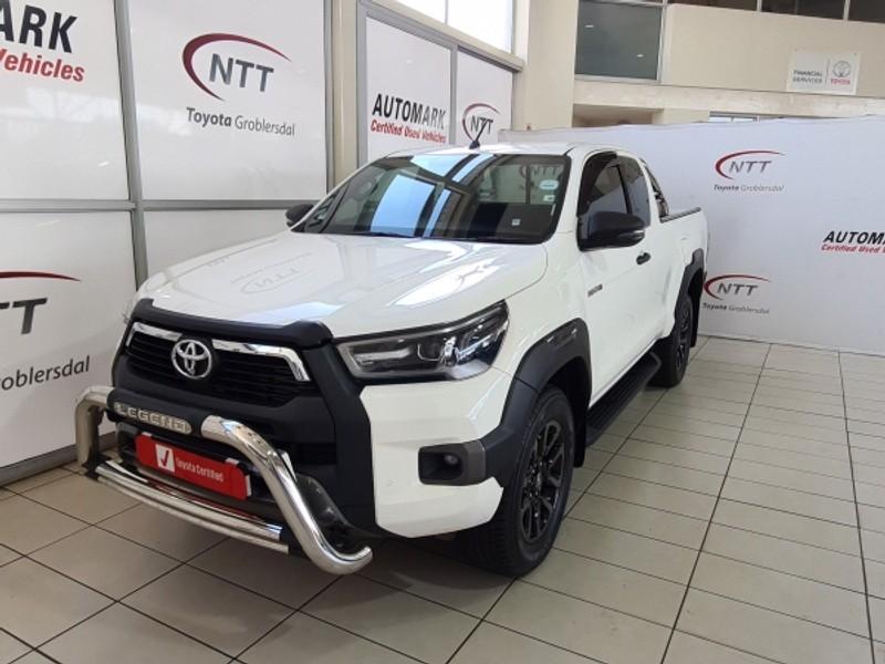 2021 Toyota Hilux 2.8 GD-6 RB Legend 4x4 PU ECab Limpopo Groblersdal_0