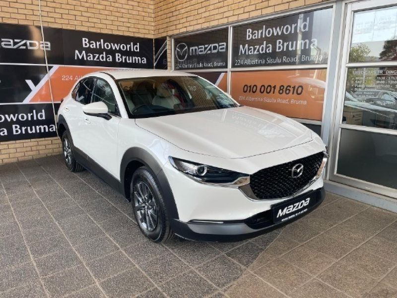 2021 Mazda CX-30 2.0 Dynamic Auto Gauteng Johannesburg_0