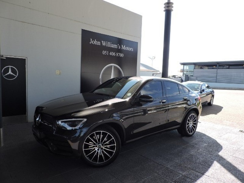 2019 Mercedes-Benz GLC Coupe 220d 4MATIC Free State Bloemfontein_0