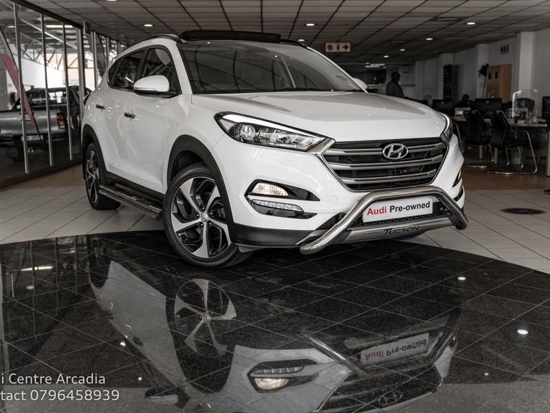 2016 Hyundai Tucson 1.6 TGDI Elite DCT Gauteng Pretoria_0