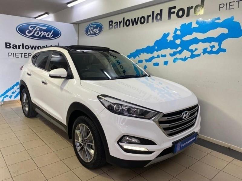 2018 Hyundai Tucson 2.0 CRDi ELITE AT Kwazulu Natal Pietermaritzburg_0
