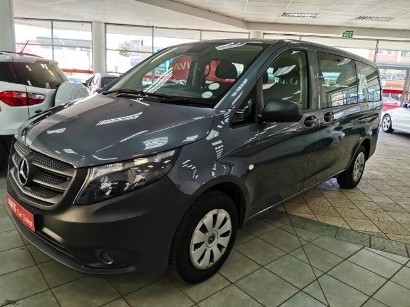 2019 Mercedes-Benz Vito 116 2.2 CDI Tourer Pro Auto Free State Bloemfontein_0