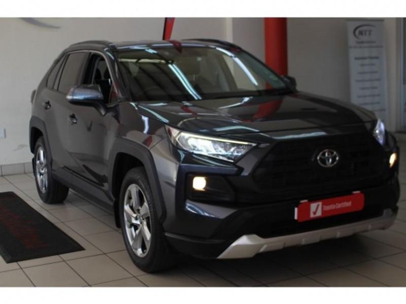 2019 Toyota Rav 4 2.0 GX-R CVT AWD Mpumalanga Barberton_0