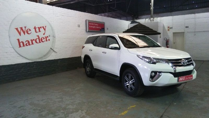 2019 Toyota Fortuner 2.4GD-6 RB Western Cape Bellville_0