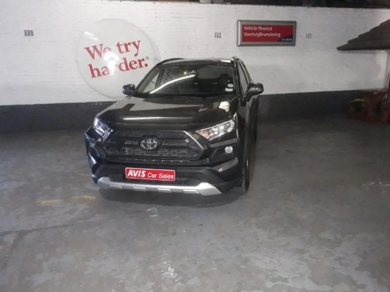2019 Toyota Rav 4 2.0 GX-R CVT AWD Western Cape Bellville_0