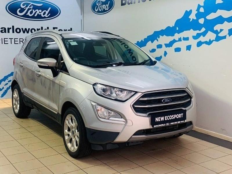 2021 Ford EcoSport 1.0 Ecoboost Titanium Auto Kwazulu Natal Pietermaritzburg_0