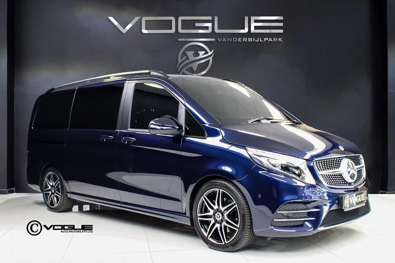 2020 Mercedes-Benz V-Class V300d Avantgarde AMG Line Gauteng_0